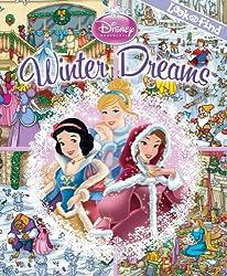 Look and Find: Disney Princess: Winter Dreams