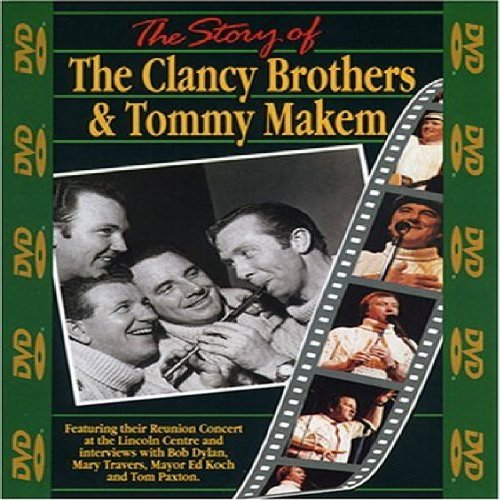 The Clancy Brothers and Tommy Makem [DVD] [NTSC]