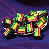 Rainbow Layer Cookies - by Best Cookies