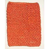 Top gancho tamaño mediano, 24cm naranja naranja Talla:talla única
