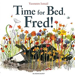 Book Cover: Time for bed, Fred