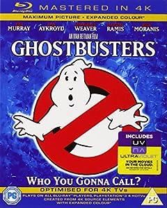 Ghostbusters [Blu-ray 4K] [1984]