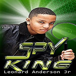 The Spy King Audiobook