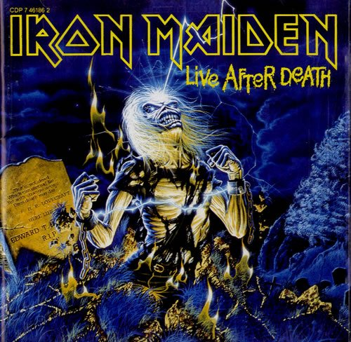 Live After Death (Iron Maiden Live After Death Dvd compare prices)