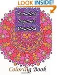 Beautiful Beginner Mandalas Coloring...