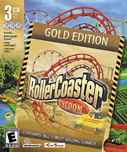 [RS] RollerCoaster Tycoon Zlota Edycja PL