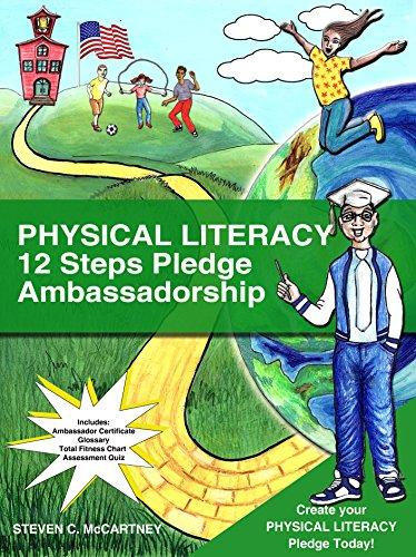 Physical Literacy 12 Step Pledge Ambassador