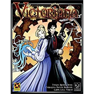 Victoriana Roleplaying Game