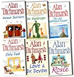 Alan Titchmarsh Alan Titchmarsh Collection 6 Books Set Pack RRP: £41.94 (Rosie, Animal Instincts, Mr MacGregor, Only Dad, The Last Lighthouse Keeper, Love & Dr Devon)