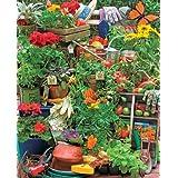Springbok Garden Delights 1000 Piece Jigsaw Puzzle