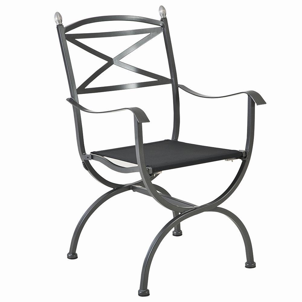 Medici Sessel Eisengestell Grau Gunstig Kaufen