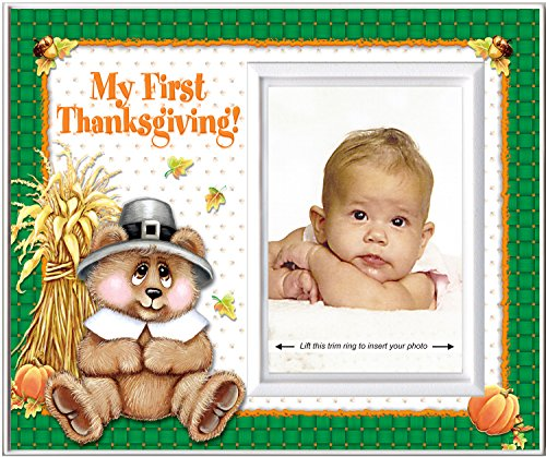 My First Thanksgiving - Picture Frame Gift