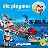 Die Playmos 11: Alarm im Hafen: FOLGE 11 - Simon X. Rost