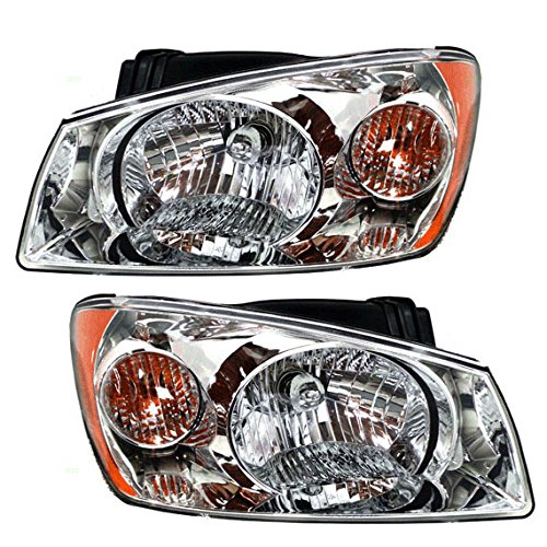 TYC 20-6553-00-1 Nissan Quest Right Replacement Head Lamp
