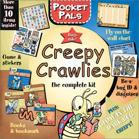 Creepy Crawlies: The Complete Kit