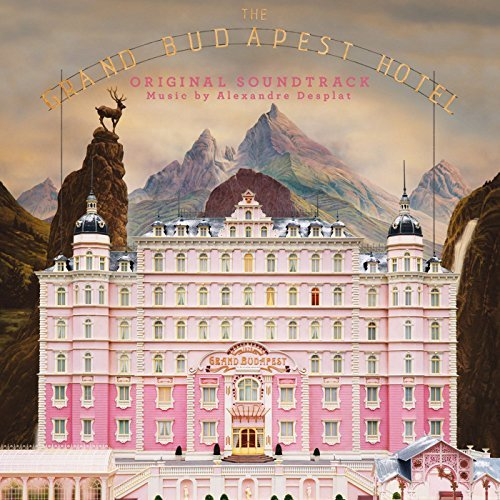 The Grand Budapest Hotel (Original Soundtrack) by Various Artists (Hotel Budapest Soundtrack compare prices)