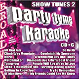 Party Tyme Karaoke - Show Tunes 2 (16-song CD+G)