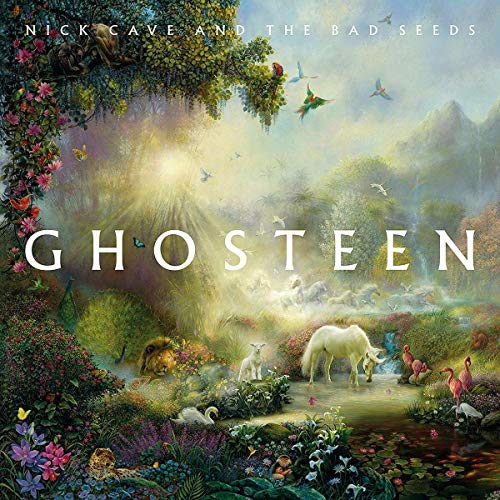 CD : NICK & BAD SEEDS CAVE - Ghosteen (2 Discos)