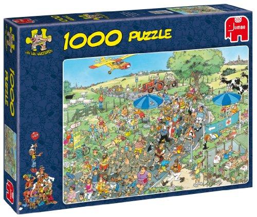 Cheap Jumbo Jumbo Jan van Haasteren 1000pc Jigsaw Puzzle 'The March' (B0032BU9LO)