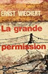 La grande permission par Wiechert