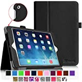iPad mini Case - Fintie iPad mini 3 / iPad mini 2 / iPad mini Folio Slim Fit Vegan Leather Case with Smart Cover Auto Sleep / Wake Feature