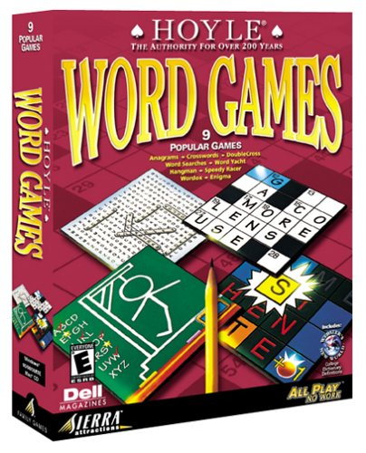 Hoyle Word Games 2001 - PC (Word Game Software compare prices)
