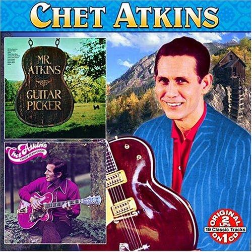 Chet Atkins - Guitar Picker/Finger Pickin