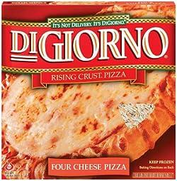 Digiorno, Rising Crust, 4-Cheese Pizza, 28.2 Oz. (12 Count)