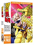 Dragon Ball Z Collection Movie 4 Pack [DVD]