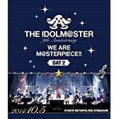 THE IDOLM@STER 9th ANNIVERSARY WE ARE M@STERPIECE!! Blu-ray Day2