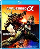 Appleseed: Alpha (Blu-ray + UltraViolet)