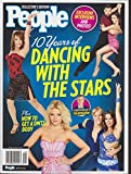 People 10 Years of Dancing with the Stars Magazine 2015