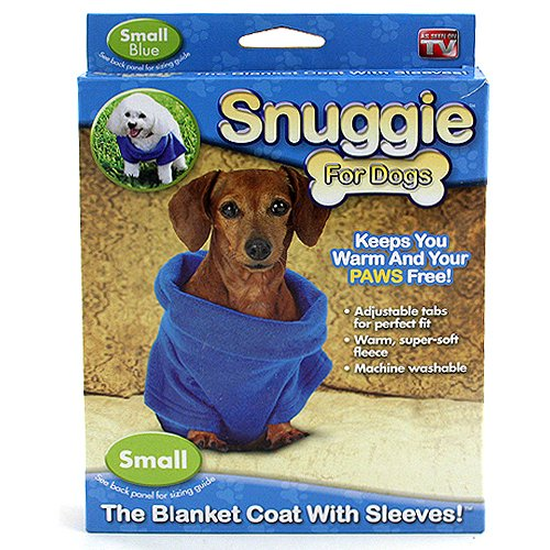 Snuggie Blanket For Dogs - 1