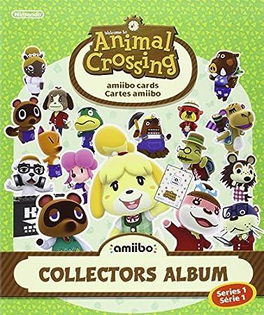 Animal Crossing Amiibo Cards Collectors Album - Series 1 (Nintendo 3DS)
