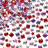 Self-Adhesive Acrylic Jewels (Pack of 200)