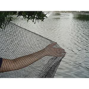 Deluxe Knitted Pond Net Netting 10 39 X 12 39 Size For Koi Ponds Water Gardens