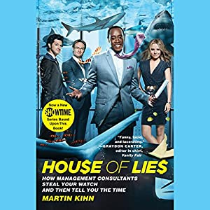 House of Lies Audiobook
