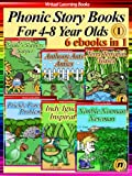 Picture Books For Children (6 ebooks in 1) (Phonic Ebooks (Story Book Collections))