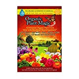 Organic Plant Magic Instant Compost Tea Just Add Water 100% Organic Fertilizer with Millions of Beneficial Microorganisms Creates Stunning Plant Production, Color, Taste and Vibrancy
