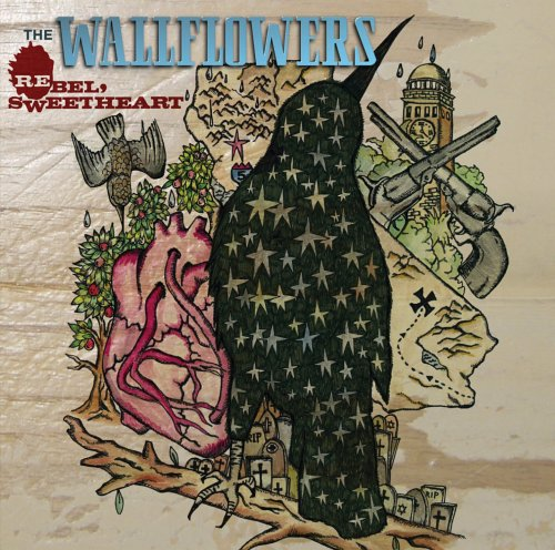 The Wallflowers - Rebel Sweetheart [Us Import] - Zortam Music