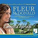 Emerald Springs Audiobook by Fleur McDonald Narrated by Jo Van Es