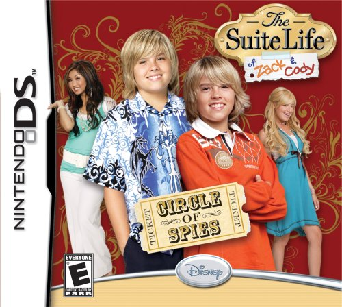 The Suite Life of Zack & Cody: Circle of Spies - Nintendo DS - 1