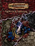 Monster Manual IV (Dungeons & Dragons Supplement)