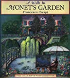 A Walk in Monets Garden: Full Color Pop-Up With Guided Tour