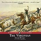 The Virginian Hörbuch von Owen Wister Gesprochen von: Jack Garrett