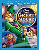 The Great Mouse Detective: Special Edition - 2-Disc Blu-ray Combo Pack (Blu-ray+DVD)