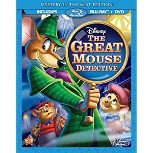 Disney The Great Mouse Detective