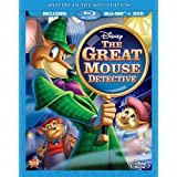 The Great Mouse Detective – Two-Disc Special Edition Blu-ray/DVD Combo – $11.99!