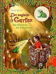 Der magische Garten, Band 5: Der magische Garten, Das Geheimnis des Rubinfroschs