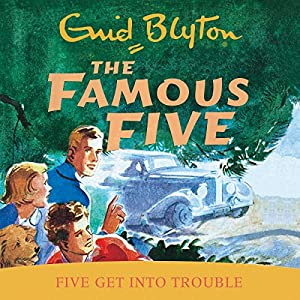 Famous Five: 8 Audiobook